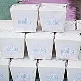 Takeout Box Noodles
