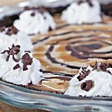 No-Bake Frappuccino Cheesecake Pie