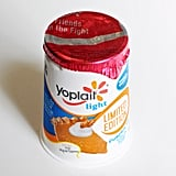 Yoplait Light Pumpkin Pie