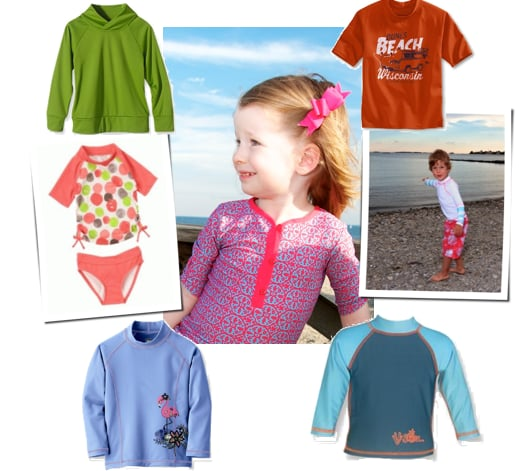 Rash Guards For Toddlers and Kids