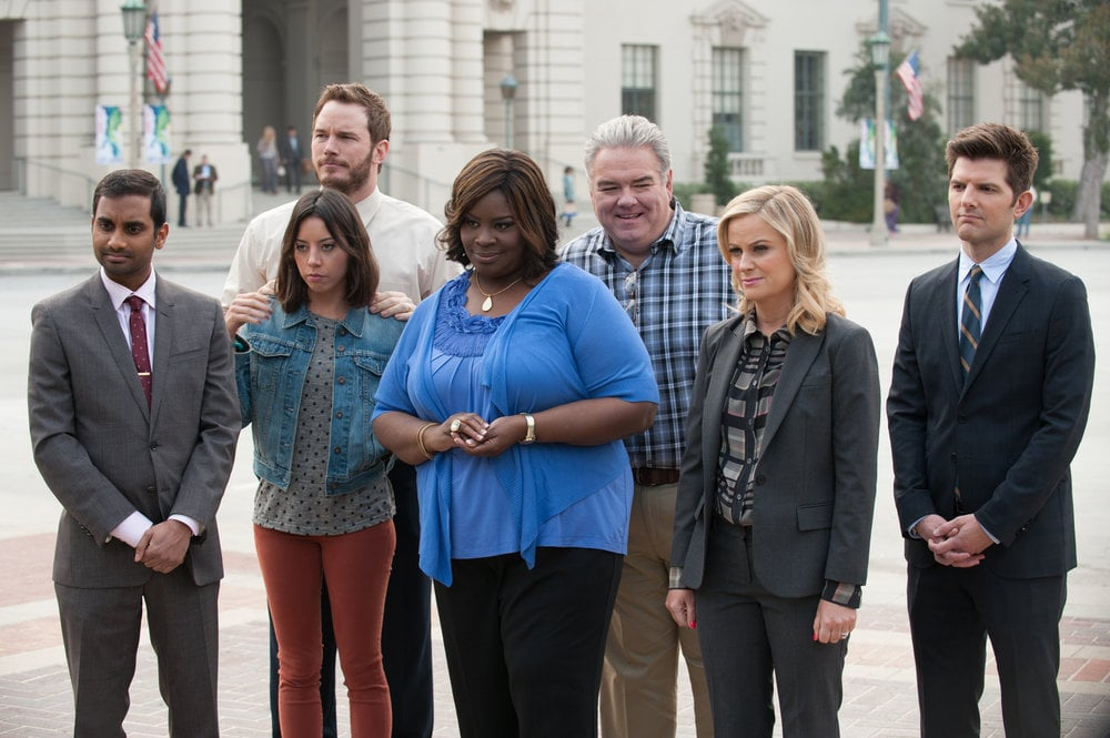 This pleases the Parks and Recreation Department.