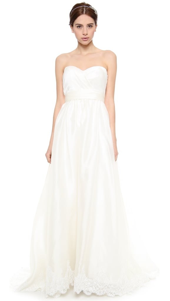 Love, Yu Cosmo Gown ($2,200)
