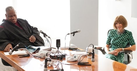 Vogue Launches First-Ever Podcast, Hosted By André Leon Talley