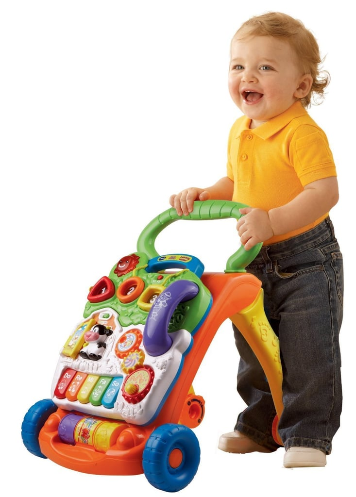 For 1-Year-Olds: VTech Sit-to-Stand Learning Walker