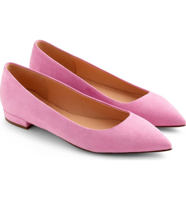 J.Crew Pointed Toe Flat