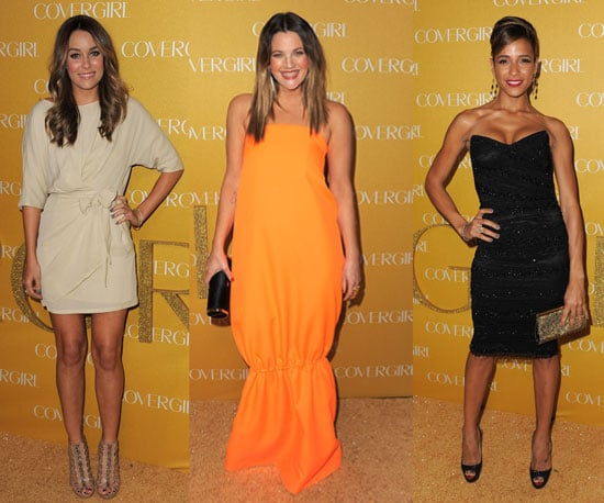 Pictures of Celebrities at CoverGirl's 50th Anniversary Party