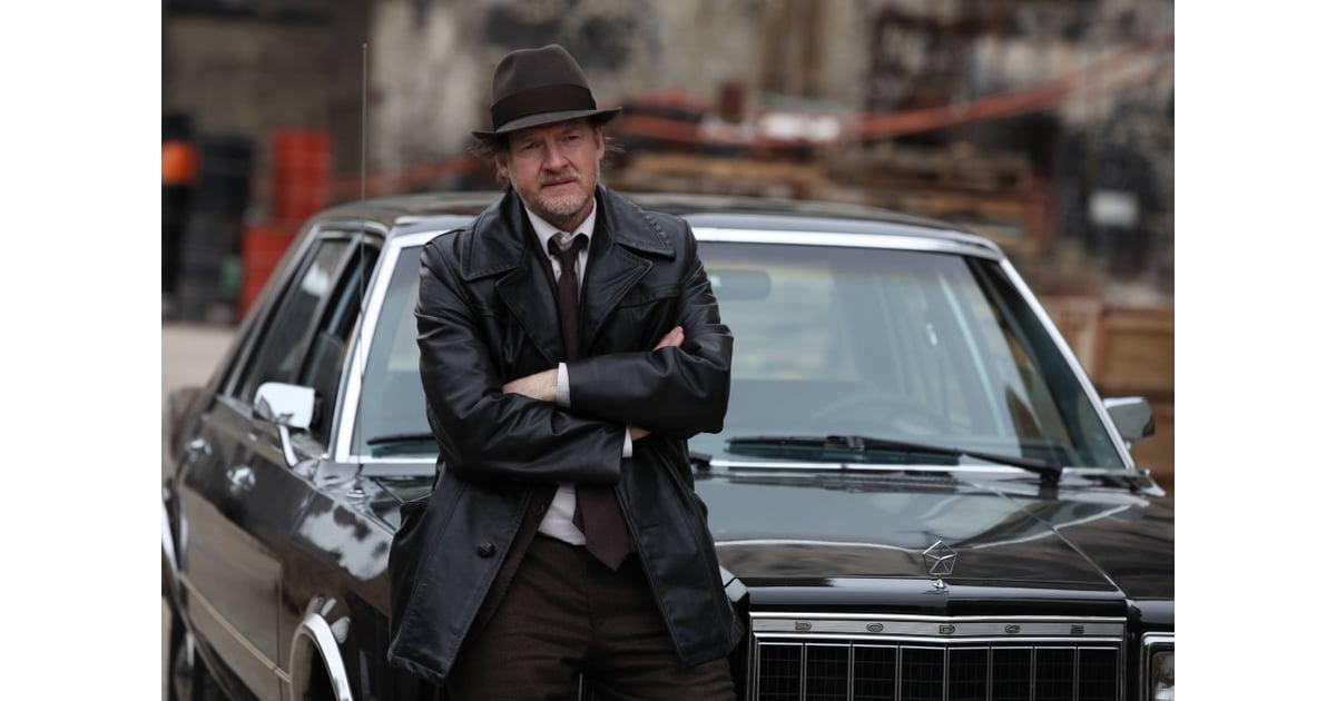 harvey bullock on gotham gotham tv show characters in