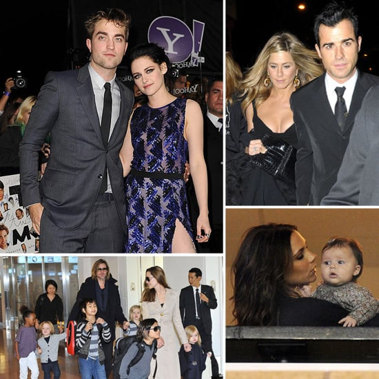 The Hottest November Headlines — Breaking Dawn Mania, the Jolie-Pitts Travel to Asia, and Jennifer and Justin Go Glam!