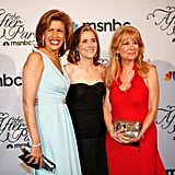 Hoda, Meredith, and Kathie