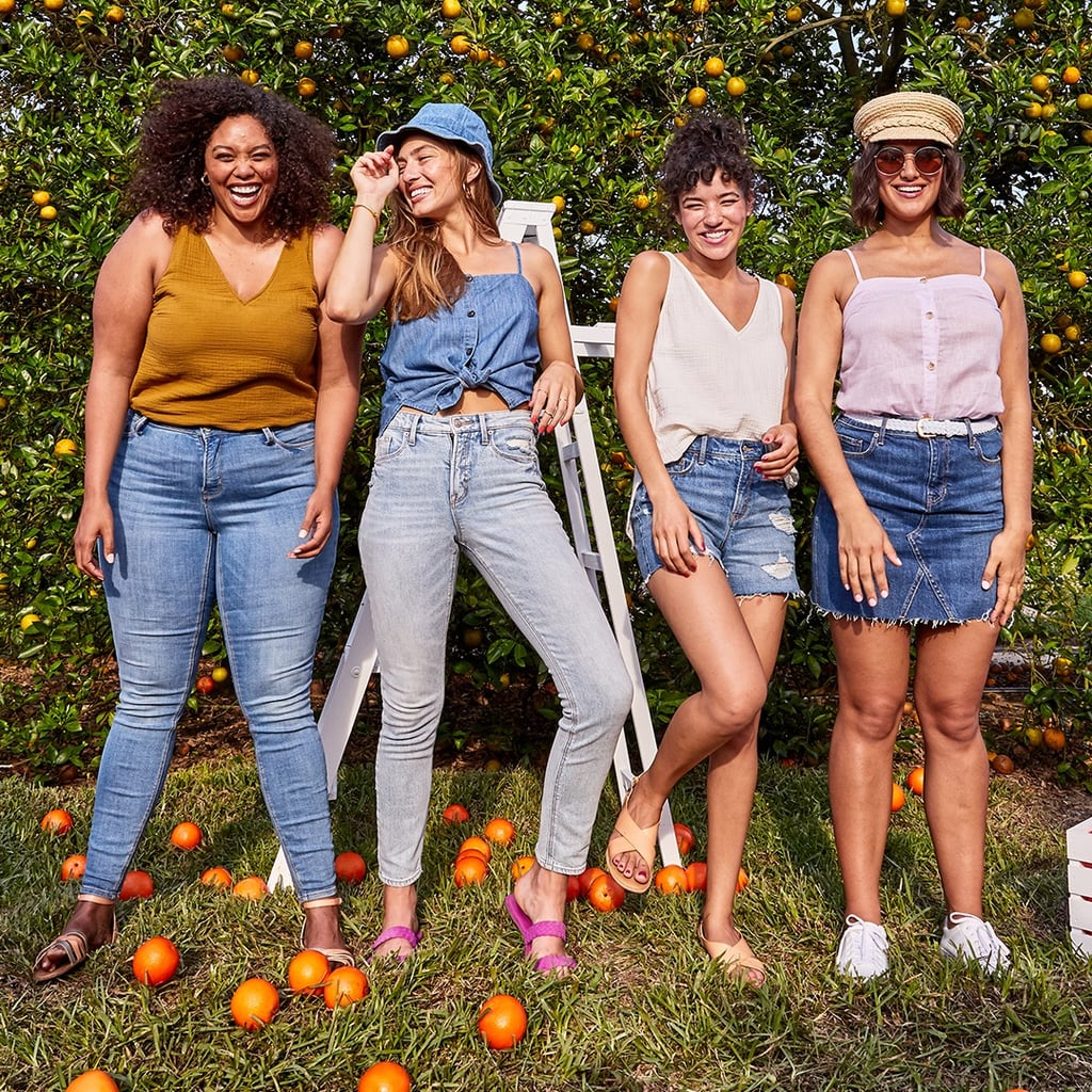 Spring Denim Trends at Old Navy