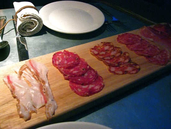 Would You Eat This Charcuterie Plate?