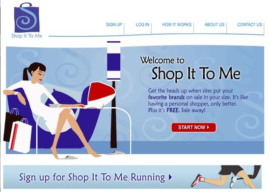Fab Site: ShopItToMe.com