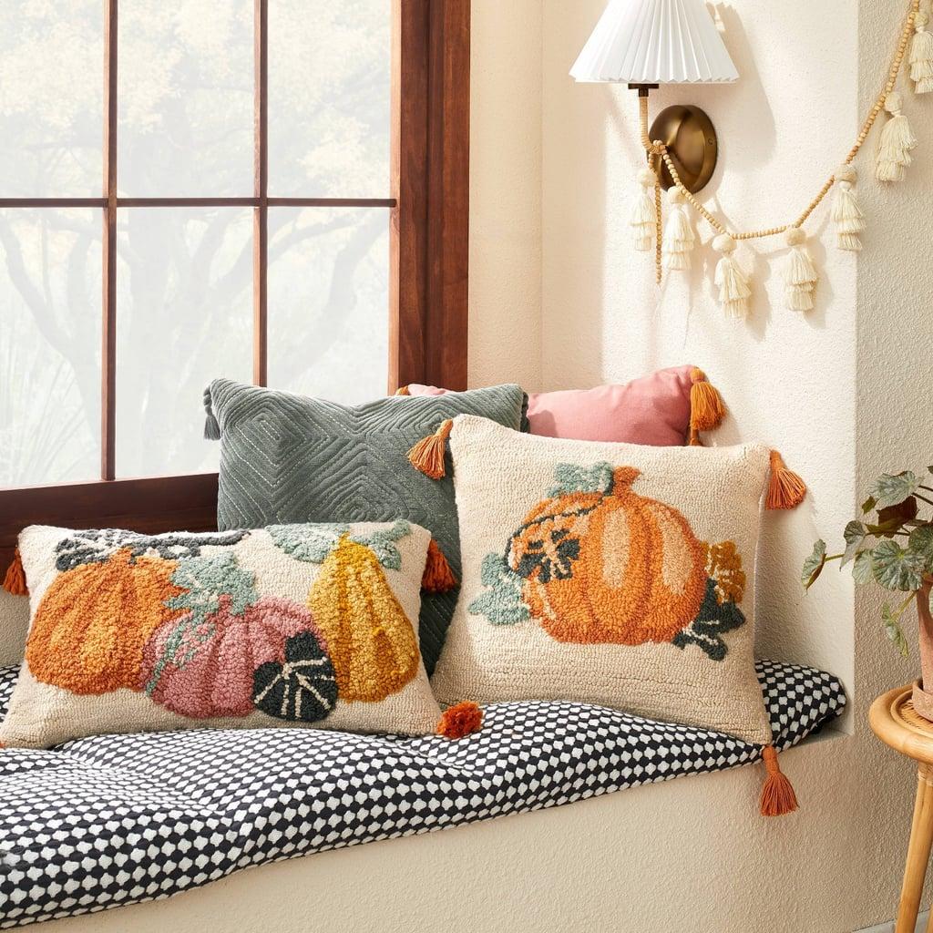 Opalhouse Designed With Jungalow Pumpkin Lumbar Throw Pillow