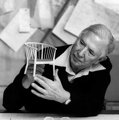 Designer Spotlight: Hans J. Wegner