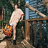King Princess Starring in Gucci's Sustainable Campaign
