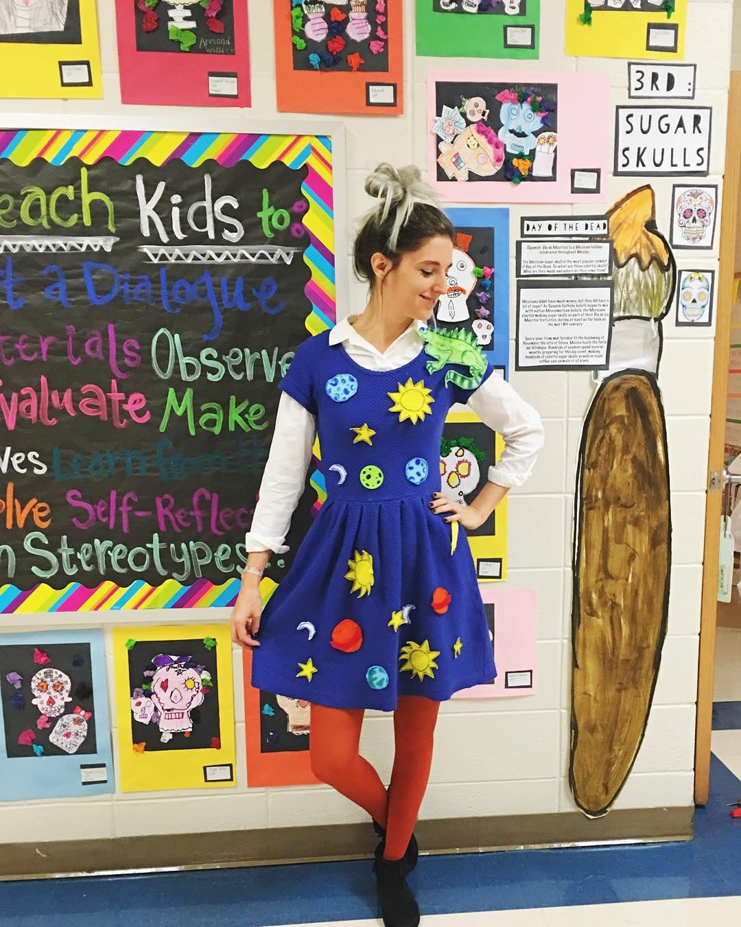 Wacky Wednesday Dr. Seuss Ms. Frizzle | See This...