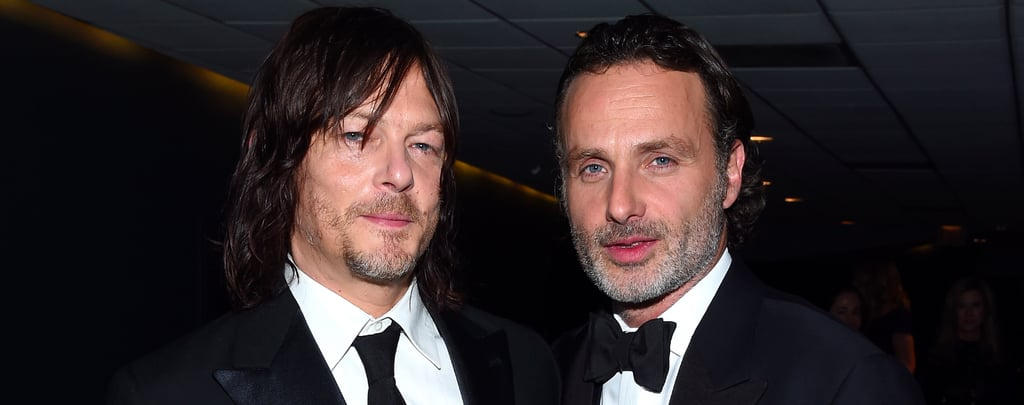14 Times Norman Reedus and Andrew Lincoln's Bromance Was Too Adorable to Ignore