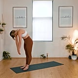 Standing Sequence #1 — Pilates Stance Standing Spinal Rolls x 8 Reps