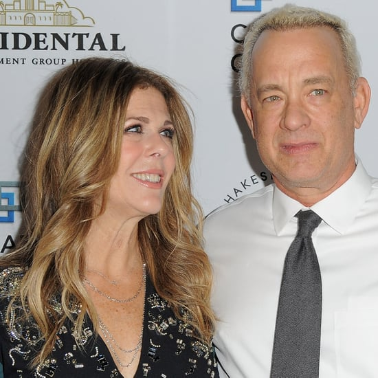 Tom Hanks and Rita Wilson at Shakespeare Benefit Dec. 2015