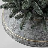 Galvanized Metal Tree Collar ($35)