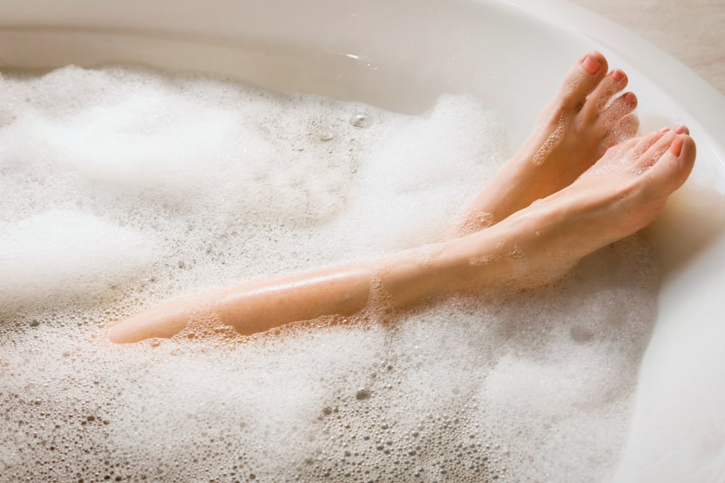 Bath Soaks to Help Soothe Muscle Soreness and Workout Pains