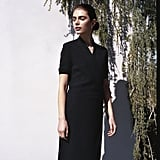 """The site initially posted the Tory on Instagram 15 weeks ago with the caption, """"You know how normal wrap dresses don't really stay wrapped? We've cracked the code. The Tory has a fixed closure and inner lining so you can kick, jump, and prance without any risk of a wardrobe malfunction. Shop link in profile. #wrapdress #blackdress #lbd #summer"""""""