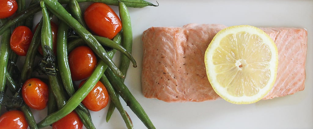 Healthy, Quick and Easy Salmon Recipe