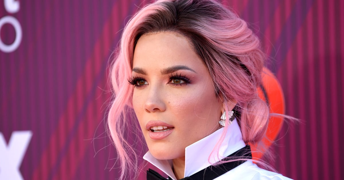 Halsey Shaved Off All Her Hair, and Her New Look Is 10/10 on the Badass Scale