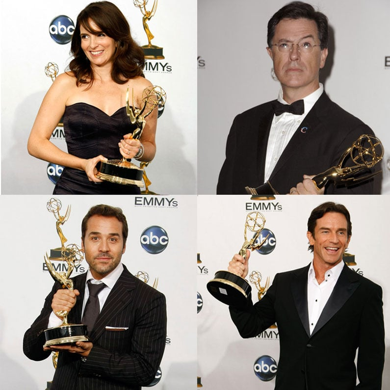 Aniston, Palin, and Starlet Survivor: The Top Five Emmy Press Room Quotes!