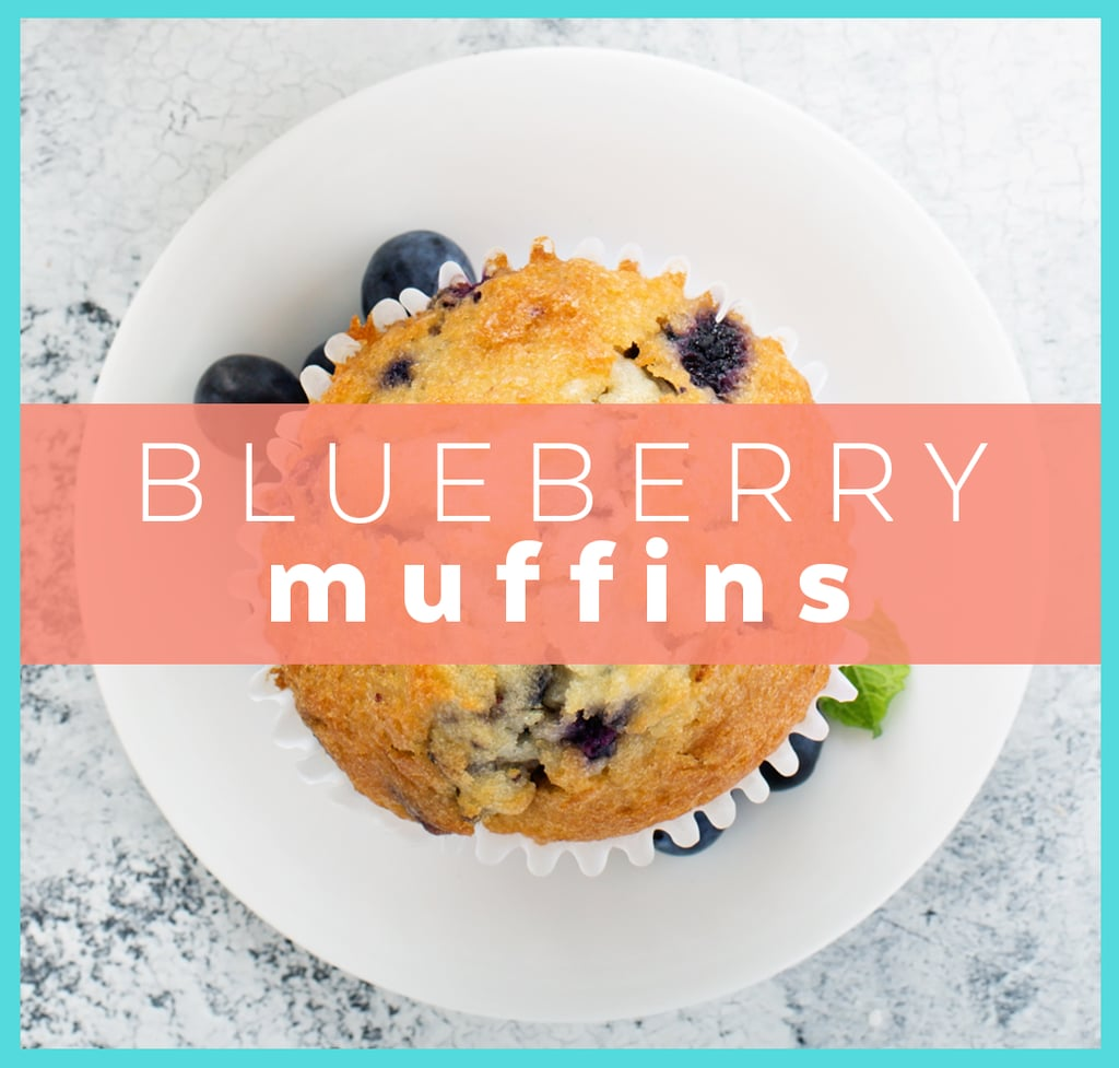 Thanks to its creamy consistency, oat milk makes a surprisingly hearty stand-in for whole milk in most baking recipes — just stick to the same 1:1 ratio. The slight oat flavor works particularly well in blueberry muffins, as it provides a nice contrast to the tart blueberries. Bonus points if you add an oat crumble topping!