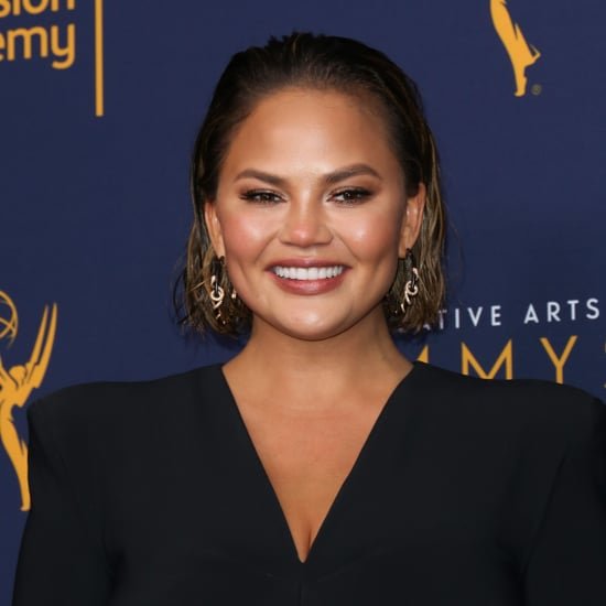 Chrissy Teigen Haircut September 2018