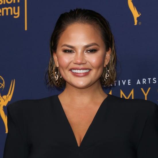 Chrissy Teigen Haircut September 2018