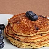 Blueberry-Cornmeal Griddle Cakes