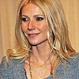 "Gwyneth Paltrow talked about her struggles in 2011: ""I thought postpartum depression meant you were sobbing every single day and incapable of looking after a child. But there are different shades of it and depths of it, which is why I think it's so important for women to talk about it. It was a trying time. I felt like a failure."""