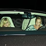 Reese Witherspoon Enjoys Girls' Night Out With Chelsea Handler!