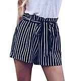 Amazon Striped Shorts