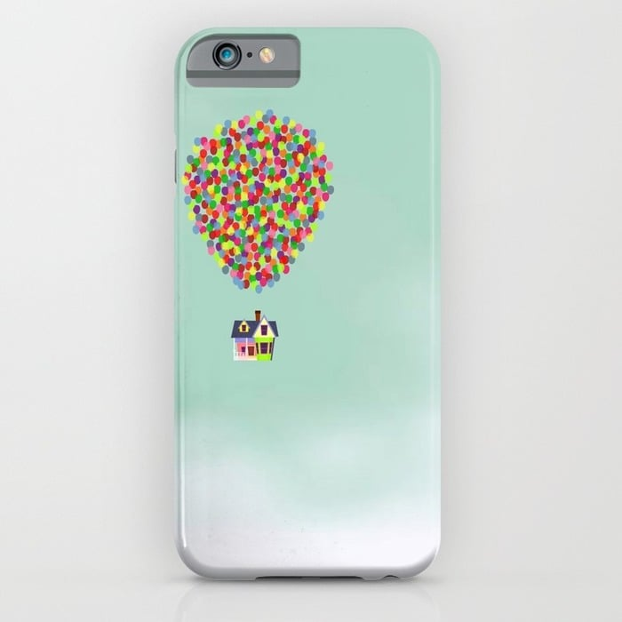 "Swore above the clouds with this inspired ""Up"" iPhone 6 case ($35)."