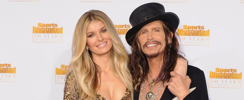 Here's How You Outshine Sexy Models, Steven Tyler Style