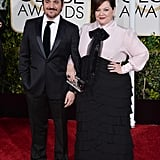 They made a joint appearance at the 2015 Golden Globes.