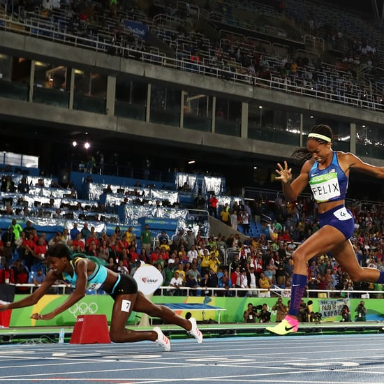 Shaunae Miller Beat Allyson Felix With Dive at Finish Line