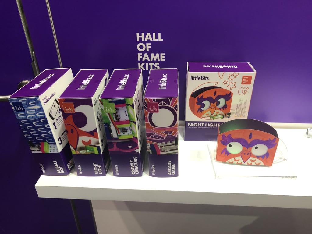 LittleBits Hall of Fame Kits