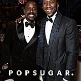 Pictured: Sterling K. Brown and Mahershala Ali