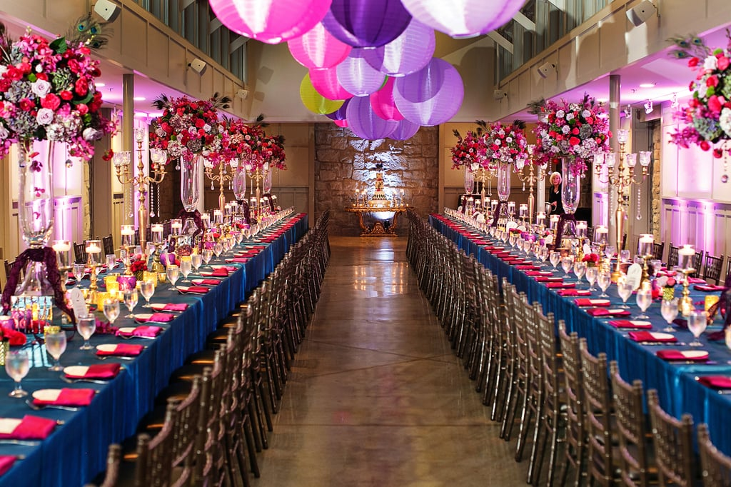 Creative Ways To Seat Your Wedding Guests Popsugar Love