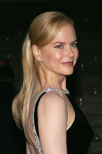 April 2005: Vanity Fair Party for the Tribeca Film Festival