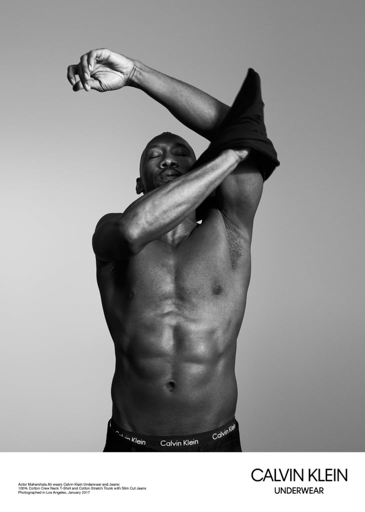 The Cast of Moonlight Strips Down and Shows Skin For a Calvin Klein Underwear Campaign