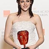 2010: Kristen Stewart