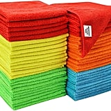 S&T Inc. Microfibre Cleaning Cloths