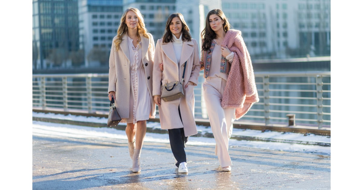 Street Style At Berlin Fashion Week Fall 2017 What Is