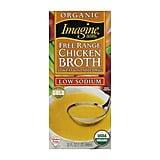 Imagine Organic Low-Sodium Free Range Chicken Broth
