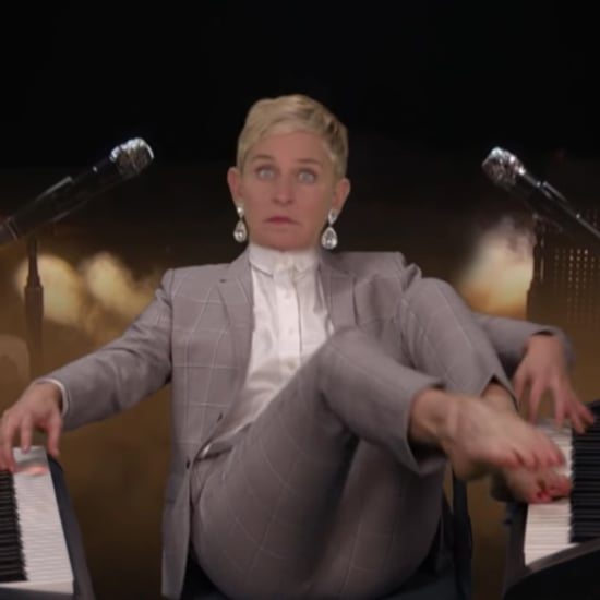 Ellen DeGeneres Spoofs Alicia Keys' 2019 Grammys Performance
